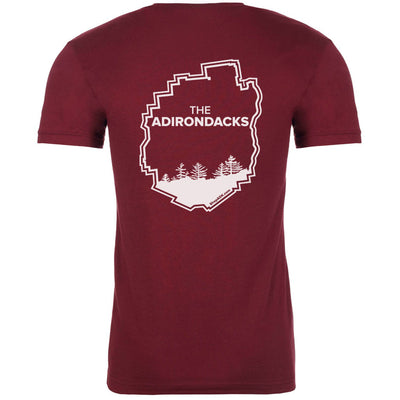 Park-Outline-Shirt-Maroon-Back