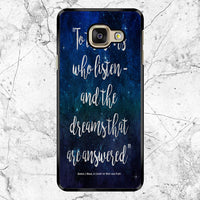 A Court Of Mist And Fury Samsung Galaxy A9 Pro Case