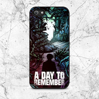 A Day To Remember Cover Album iPhone 5|5S|SE Case