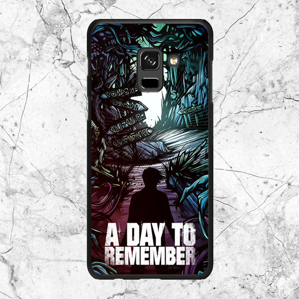 A Day To Remember Cover Album Samsung Galaxy A8 2018 Case