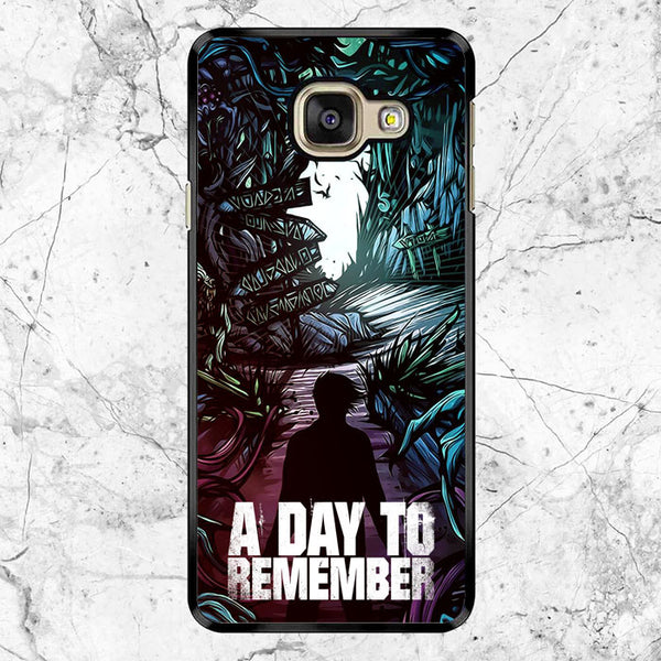 A Day To Remember Cover Album Samsung Galaxy A9 Pro Case