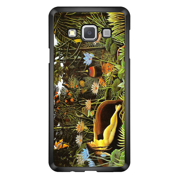 Vintage Painting Henri Rousseau Art Samsung Galaxy A7 2015 Case - Sixtyninecase