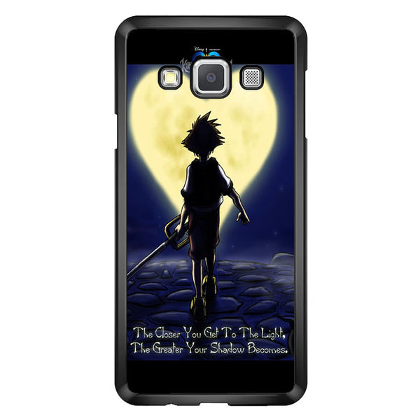 Walt Disney Kingdom Hearts Quotes Samsung Galaxy A3 2015 Case - Sixtyninecase