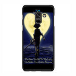 Walt Disney Kingdom Hearts Quotes Samsung Galaxy A7 2018 Case - Sixtyninecase