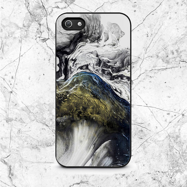 Abstract Water Paint iPhone 5|5S|SE Case