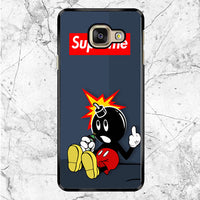 Adam Bomb The Hundreds Bomb Mickey Mouse Samsung Galaxy A8 2017 Case