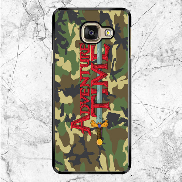 Adventure Time Camouflage Samsung Galaxy A9 Pro Case