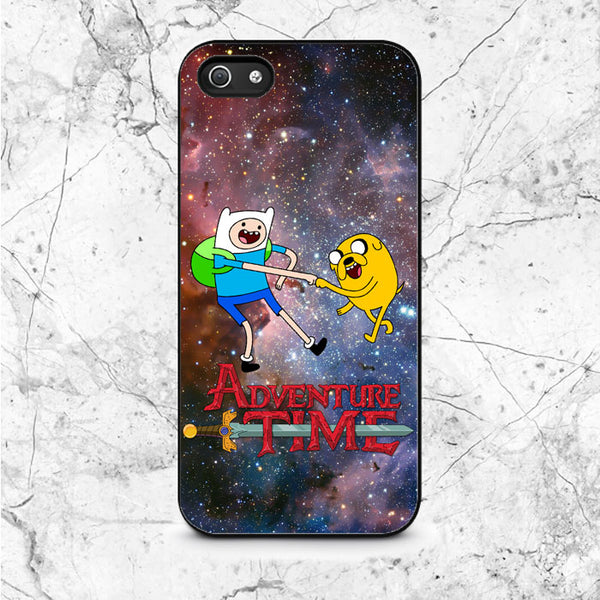 Adventure Time Galaxy iPhone 5|5S|SE Case