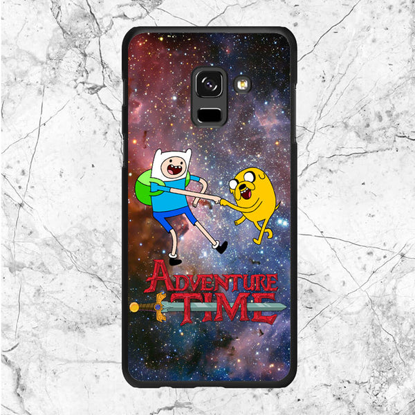Adventure Time Galaxy Samsung Galaxy A8 2018 Case