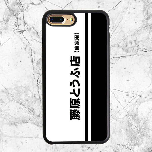 AE86 Trueno Initial D iPhone 7 Plus Case | Sixtyninecase