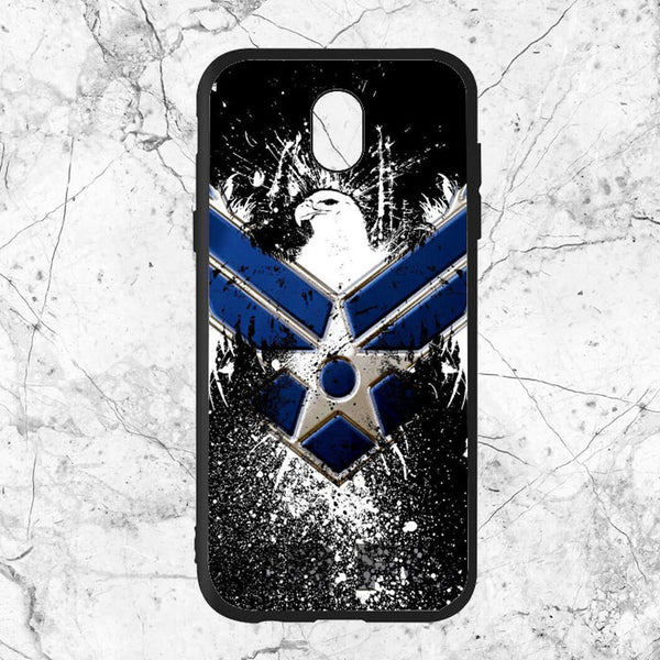 Air Force Logo Samsung Galaxy J7 2017 EURO Version Case
