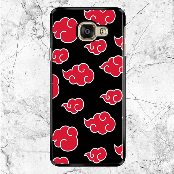 Akatsuki Art Pattern Samsung Galaxy A9 Pro Case