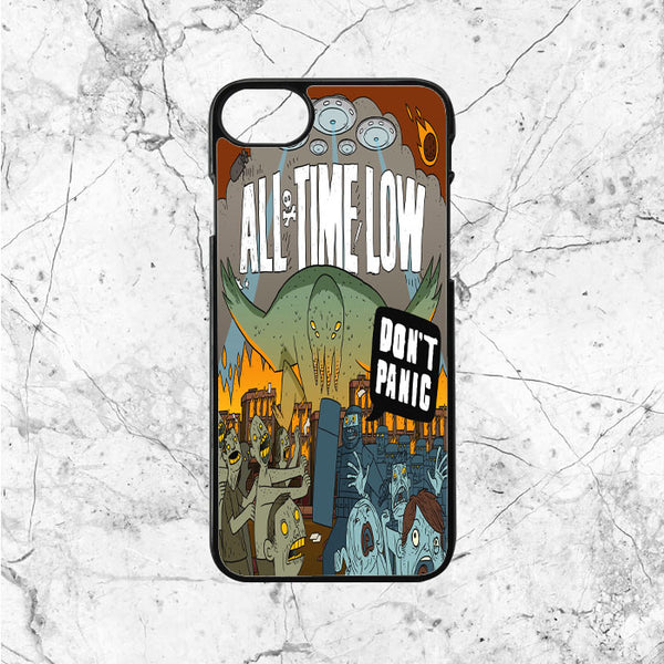 All Time Low Dont Panic