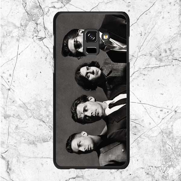 Arctic Monkeys Band Samsung Galaxy A8 Plus 2018 Case