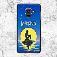 Ariel The Little Mermaid Samsung Galaxy A8 2018 Case