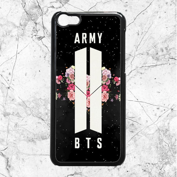 Army Floral Bts