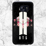 Army Floral Bts Samsung Galaxy S7 Edge Case