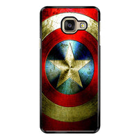 Captain America Shield Samsung Galaxy A8 2017 Case - Sixtyninecase