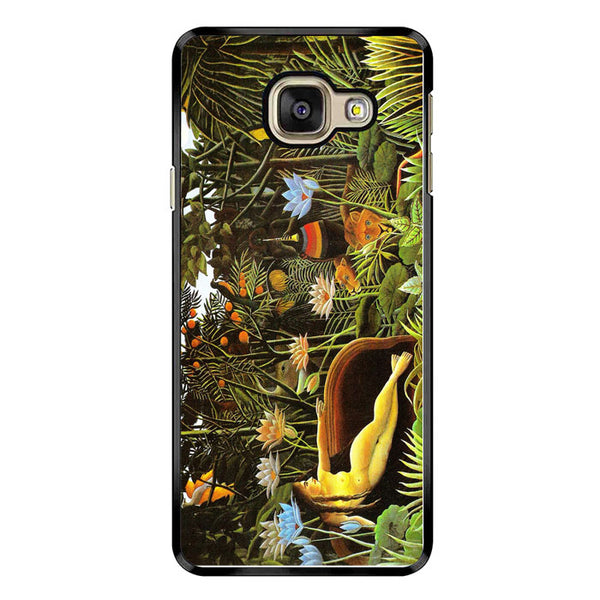 Vintage Painting Henri Rousseau Art Samsung Galaxy A3 2016 Case - Sixtyninecase