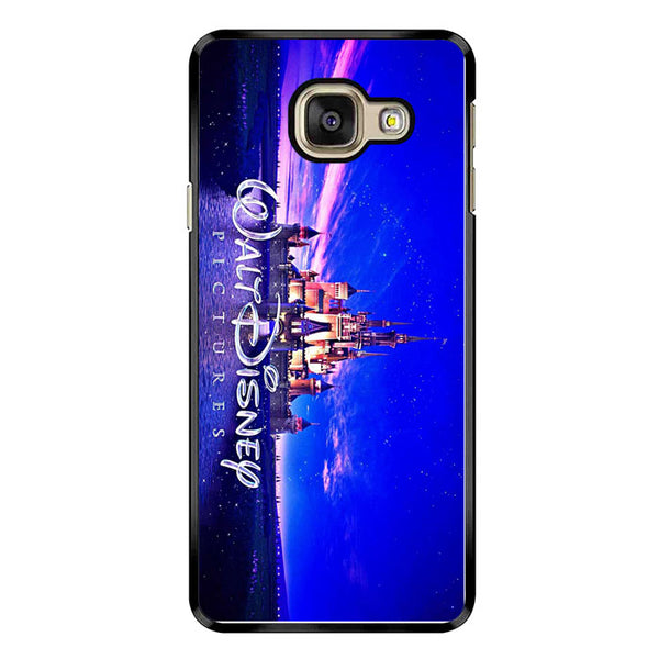 Walt Disney Castle Logo Picture Samsung Galaxy A3 2016 Case - Sixtyninecase