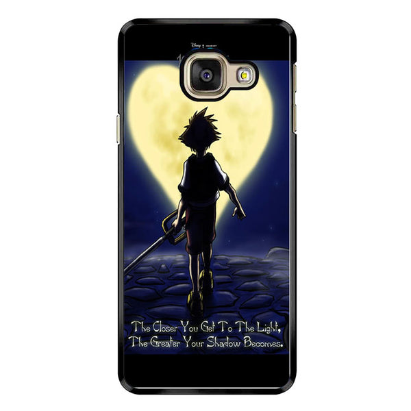 Walt Disney Kingdom Hearts Quotes Samsung Galaxy A9 Case - Sixtyninecase