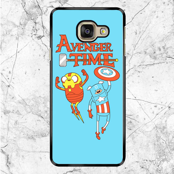 Avenger Adventure Time Samsung Galaxy A9 Pro Case
