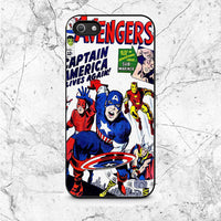 Avengers Comic Collection iPhone 5|5S|SE Case