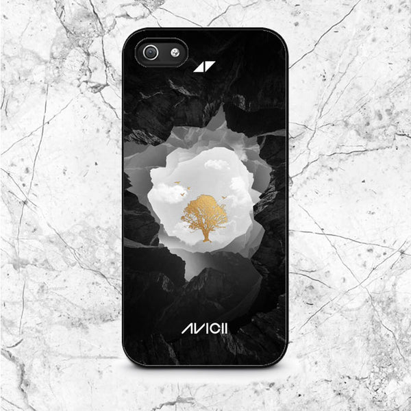 Avicii Cover Album iPhone 5|5S|SE Case