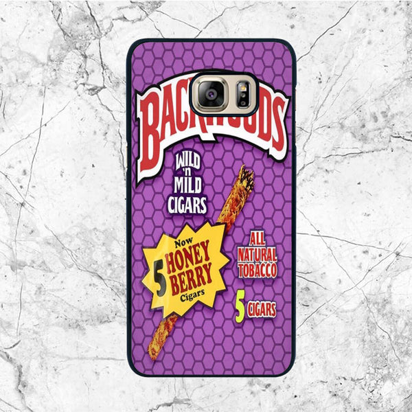 Backwoods Honey Berry Cigars Samsung Galaxy S6 Case | Sixtyninecase