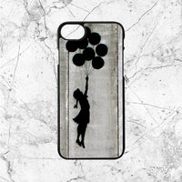 Banksy Balloon Girl Art