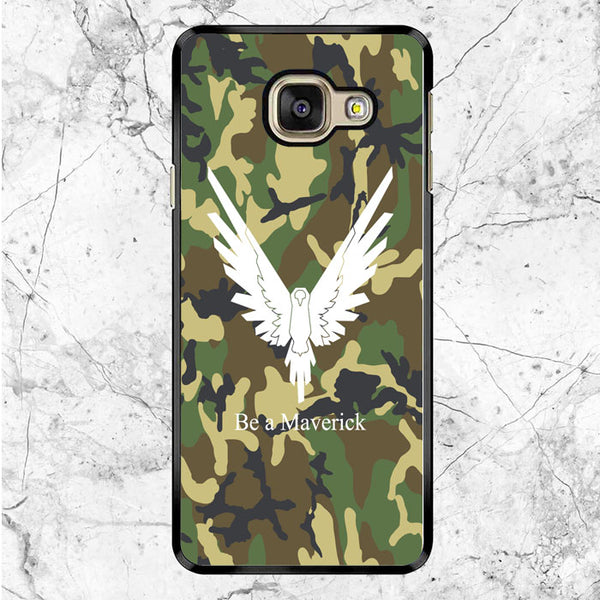 Be A Maverick Logan Paul Samsung Galaxy A8 2017 Case