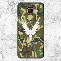 Be A Maverick Logan Paul Samsung Galaxy A9 Pro Case