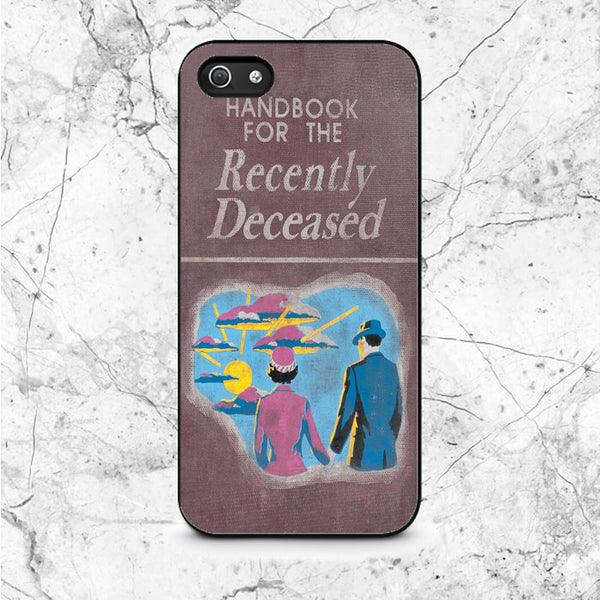Beetlejuice Handbook For The Recently Deceased iPhone 5|5S|SE Case
