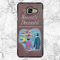 Beetlejuice Handbook For The Recently Deceased Samsung Galaxy A8 2017 Case