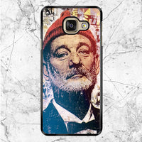 Bill Murray Face Mural Samsung Galaxy A8 2017 Case