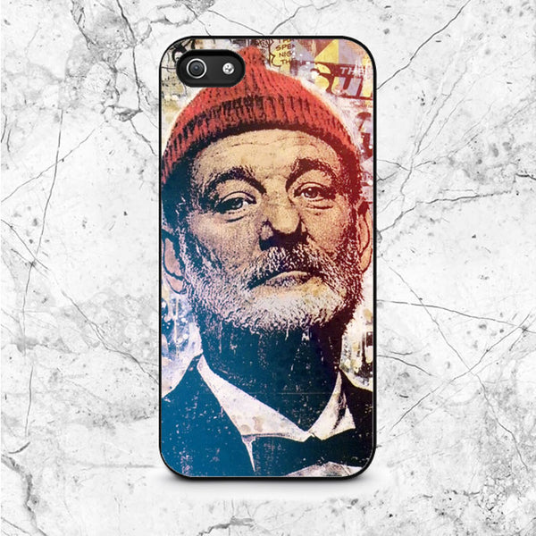 Bill Murray Face Mural iPhone 5|5S|SE Case