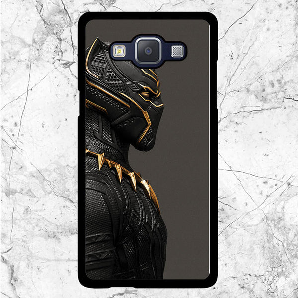 Black Panther Black Gold Custom Samsung Galaxy J3 Prime Case | Sixtyninecase
