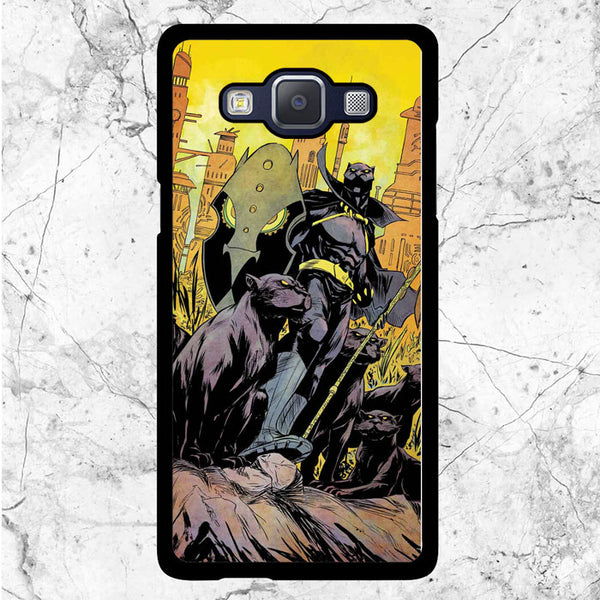 Black Panther Fan Art Samsung Galaxy J3 Prime Case | Sixtyninecase