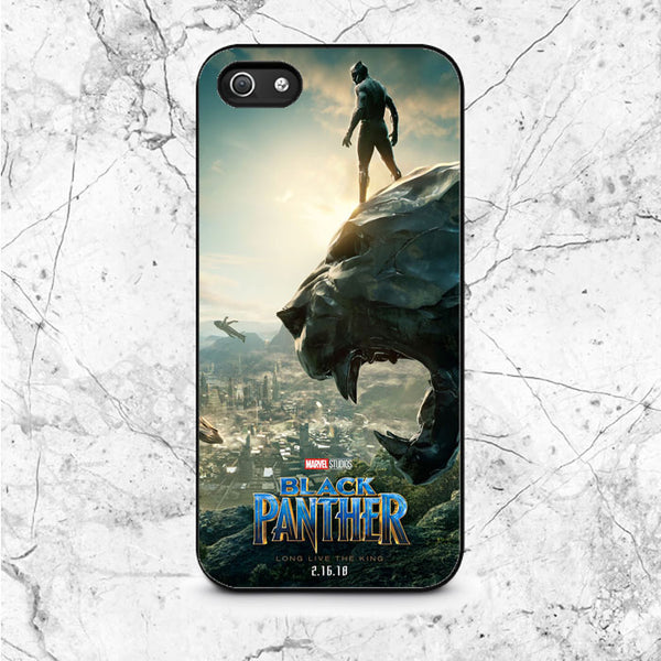 Black Panther Movie iPhone 5|5S|SE Case