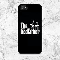 Black White The Godfather iPhone 5|5S|SE Case