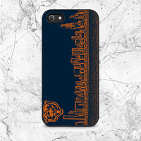 Blue Chicago Bear iPhone 5|5S|SE Case