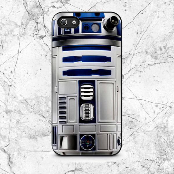 Blue R2D2 Star Wars iPhone 5|5S|SE Case