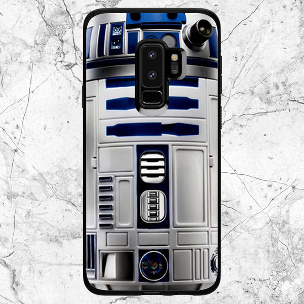 Blue R2D2 Star Wars Samsung Galaxy S9 Plus Case