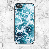 Blue Sea Water iPhone 5|5S|SE Case