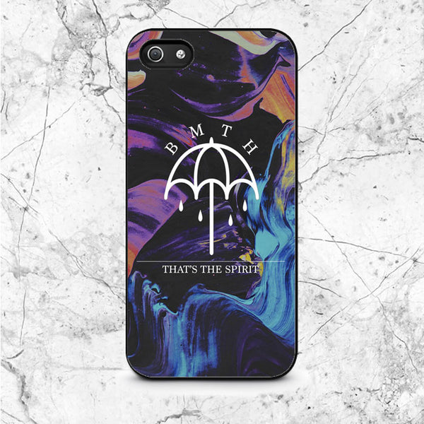 Bmth Thats The Spirit iPhone 5|5S|SE Case