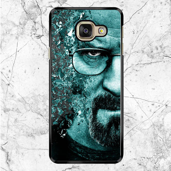 Breaking Bad Heisenberg Face Samsung Galaxy A9 Pro Case