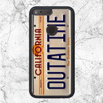 California Outatime License Plate Google Pixel Case | Sixtyninecase