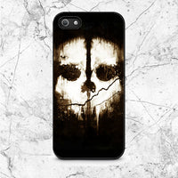 Call Of Duty Ghosts Logo iPhone 5|5S|SE Case