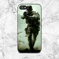 Call Of Duty Modern Warfare iPhone 5|5S|SE Case