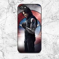 Captain America Bucky iPhone 5|5S|SE Case